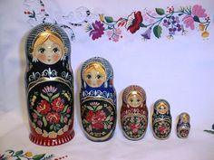 ukrainian nesting dolls