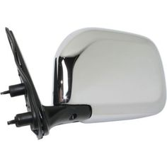 Cool Toyota 2017: 2001-2004 Toyota Tacoma Mirror LH, Manual, Non-heated, Manual Folding, Chrome...  Products Check more at http://carsboard.pro/2017/2017/02/23/toyota-2017-2001-2004-toyota-tacoma-mirror-lh-manual-non-heated-manual-folding-chrome-products/
