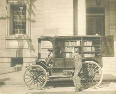 1912 bookmobile