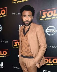 Solo premiere Danny Glover, Donald Glover, Atlanta Series, Beckham, Childish Gambino, People Of Interest, Human Condition, Baby Daddy, Future Baby