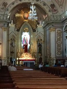 Parroquia en Cocula, Jalisco. México