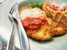 Easy Low Fat Chicken Parmesan