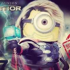 Thor (minion)
