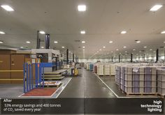 Industrial & Transport Project of the Year - High Technology Lighting Project Image 1