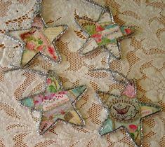 loving the stars - maybe Victorian bedroom tree