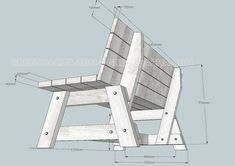 , Wow creative garden bench round ideas 7828968147 There are several issues that can as a final point entire your backyard, including a classic white-colored picket fence or. Diy Outdoor Furniture, Pallet Furniture, Furniture Plans, Rustic Furniture, Easy Woodworking Projects, Diy Wood Projects, Woodworking Plans, Diy Bank, Bench Plans