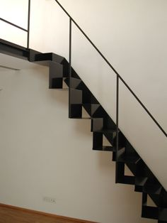 Stairs// Arch. Tommaso Rossi Fioravanti//Barbara Monica. Pedata alternata
