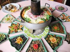 Food of Lijiang, China
