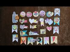 DIY Embellishments (NO PUNCHES) - YouTube - Kyra Pace