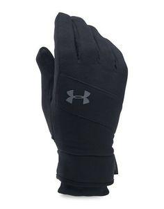 Under Armour Elements Tech Gloves Men's Black Large