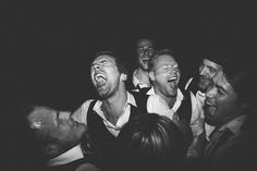 Don't be afraid to break wedding traditions for memorable wedding day photography | Cheshire photography | Groom and best men | Mike and Tom photography | www.weddingsite.co.uk