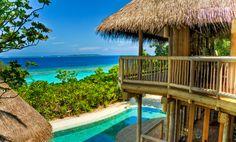 Luxury Soneva Fushi Resort, Kunfunadhoo Island, Maldives