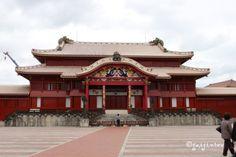 Shuri-jo castle, in Naha (Okinawa) La Nemui la lia al Japó (one more time): Okinawa mon amour