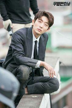 why have to wake up morning Drama Korea, Korean Drama, Asian Actors, Korean Actors, Lee Joong Ki, Moon Lovers, Korean Star, Joon Gi, Kdrama Actors