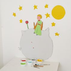 Who doesn't like The Little Prince? - by Cristiana Resina