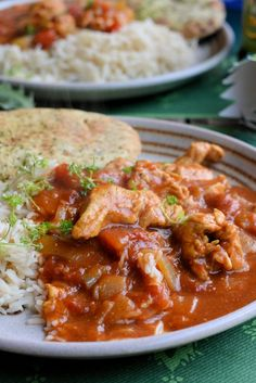 Karen shares a recipe for fast curry in a hurry using leftover roast meat or poultry.