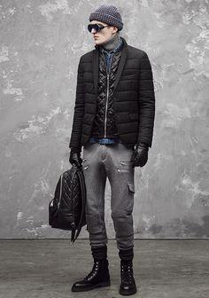 a58bbf1b5965 The Kooples - Lookbook Men Sport Winter Fashion 2015