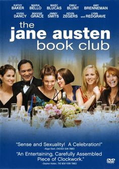 The Jane Austen Book Club - LOVE this movie