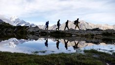 A stunning day walk up to Sealy Tarns   Discover the stunning Emerald Lakes of the Tongariro Crossing   Hiking NZ