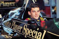 Ayrton Senna  Jacarepagua