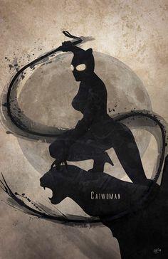 D.C. Comics: Catwoman