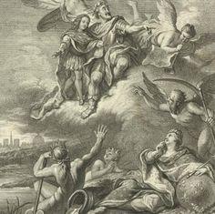 New Your Public Library La Henriade / de Mr. de Voltaire (1723).  NYPL Rare Books Division.