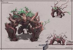 ArtStation - Jason Nguyen's submission on Ancient Civilizations: Lost & Found - Character Design