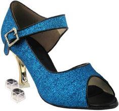 Amazon.com: Very Fine Women's Salsa Ballroom Tango Latin Dance Shoes Style CD3005 Bundle with Plastic Dance Shoe Heel Protectors 3 Inch Heel: Shoes