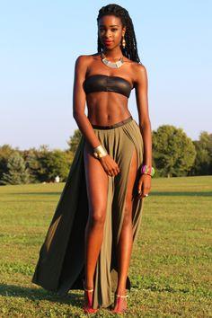 Instagram: yomi_campbell Tumblr: http://fashionfreakafricanchic.tumblr.com/ Blog…