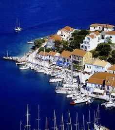 Fiskardo, Kefalonia Island (Ionian), Greece