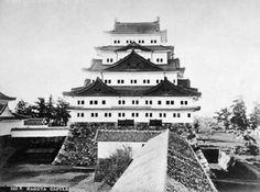名古屋城今と昔 Ⅳ - 美濃路の旅
