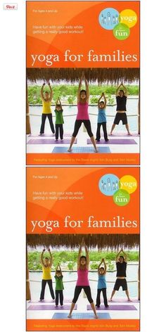 Yoga For Families:Connect With Your Kids DVD, Yoga For Families:Connect With Your Kids DVDHave fun with your kids while getting a really good workout with Yoga Instructors to the Stars Ingrid Von Burg and Tom Morley. With the Yoga for Families DV..., #Sporting Goods, #Exercise Videos