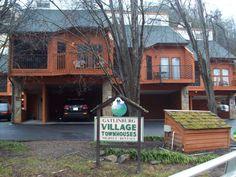 Gatlinburg Village Condos Vacation Rental - VRBO 357085 - 3 BR Gatlinburg Townhome in TN, Gatlinburg Townhouse Just Off Main Strip with Hot Tub!!!