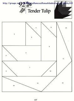 Beginning Paper Piecing Quilt Patterns Paper Pieced Quilt Patterns, Patchwork Patterns, Quilt Block Patterns, Pattern Blocks, Pattern Paper, Quilt Blocks, Log Cabin Patchwork, Log Cabin Quilt Pattern, Crazy Patchwork