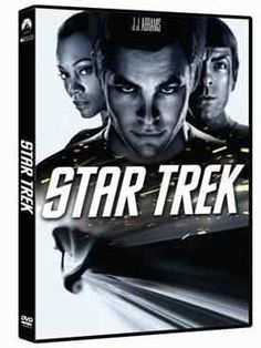 Star Trek (2009) starring Chris Pine, Zachary Quinto, and Karl Urban