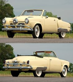 1951 Studebaker Commander State Convertible Maintenance/restoration of old/vintage vehicles: the material for new cogs/casters/gears/pads could be cast polyamide which I (Cast polyamide) can produce. My contact: tatjana.alic@windowslive.com