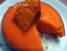 A tasty mango cake that can be prepared without conventional or cake oven. Just use the pressure cooker to create an oven like environment and enjoy this spongy mango cake. Pressure Cooker Cake, Pressure Cooker Desserts, Slow Cooker Recipes, Cooking Recipes, Pressure Cooking, Cake Oven, Cake Recipes, Dessert Recipes, Yummy Recipes