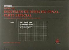 Esquemas de derecho penal : parte especial / Enrique Orts Berenguer ... [et al.]