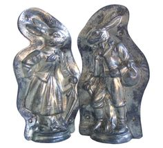 Chocolate Santas, Chocolate Easter Bunnies; There is always something magical about a piece of molded chocolate.