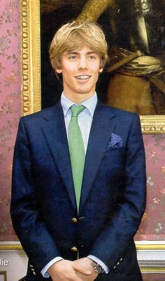 Prince Christian of Hanover second son of Prince Ernst August V, Prince of Hanover