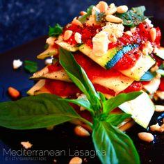 Mediterranean Lasagna   Stay Sharp & Be Strong