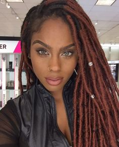 Natural Black Girls | The most beautiful black women you'll ever see - black models representing the...