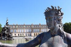 Alemanha – Novo Palácio de Herrenchiemsee (Neues Schloss Herrenchiemsee)   Um casal na Alemanha