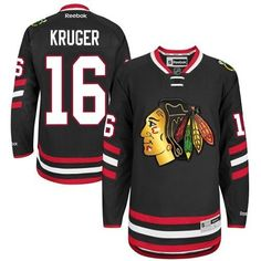 Marcus Kruger jersey-80% Off for Reebok Marcus Kruger Premier Men's Jersey - NHL Chicago Blackhawks #16 Black 2014 Stadium Series from official Reebok NHL Chicago Blackhawks Shop. Same Day Free Shipping all the time, hurry to order it.