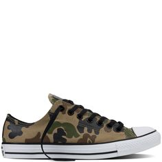 Chuck Taylor All Star Camo Jute jute/white/black