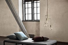 Check out our products. Cool Chandeliers, Suspension Design, Sit Back And Relax, Modern Armchair, Design Studios, Bars For Home, Messing, Interior Design Inspiration, Furniture Decor