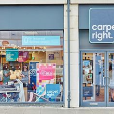 Carpetright tests new store format at four sites - Retail Design World
