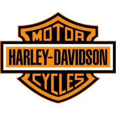 harley davidson vector logo stencil emblem pattern harley davidson rh pinterest com