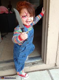 35 disfraces de Halloween para niños: la salvación para padres en apuros (FOTOS)