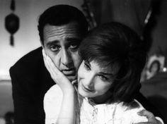 """Il Boom di Vittorio de Sica (1963) Alberto Sordi-Gianna Maria Canale  """"Mo' che je dico a questa?"""""""